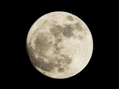 【天体:13】中秋の名月