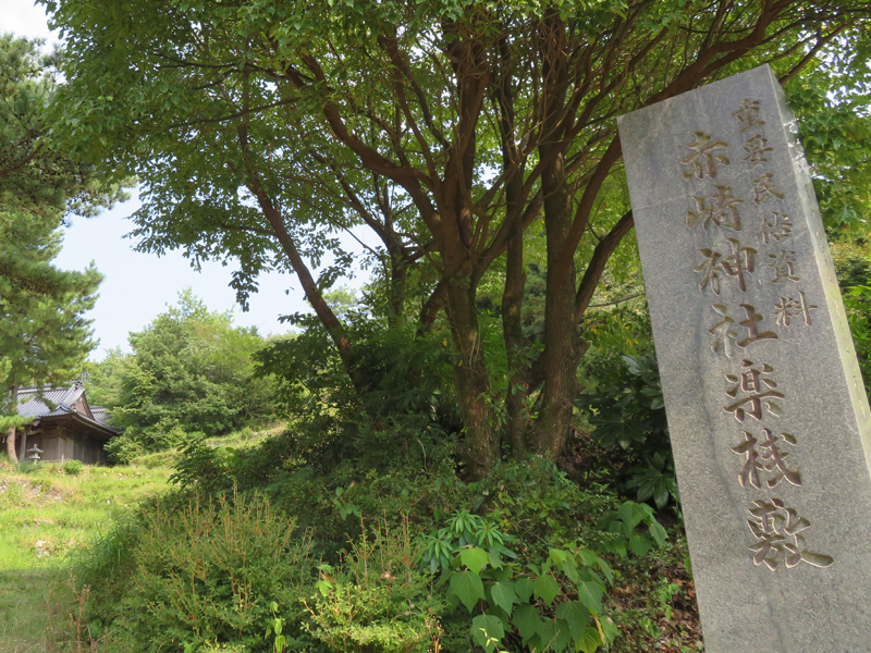 楽桟敷国指定重要文化財